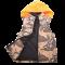 """ХСН - Жилет демисезонный """"Вепрь"""" (Цифра зеленая - хаки) - С401-1 - Stalker PRO"""