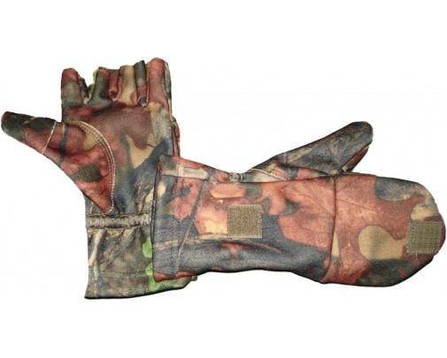 - Варежки-перчатки windblok (лес) - 733-2 - Stalker PRO