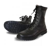 Ботинки зимние на молнии