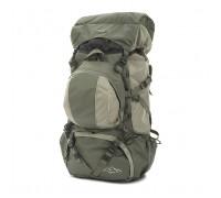 Рюкзак Горный 80 литров (темн.серый-серый)