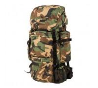 Рюкзак экспедиционный (100 литров - камуфляж)