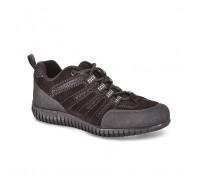 Ботинки Стрит лето (облегченные) черный ХСН 5004-3