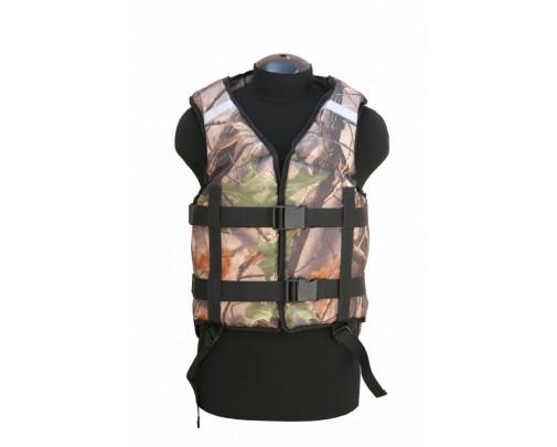 - Жилет охотника спасательный (лес) - 930-2 - Stalker PRO