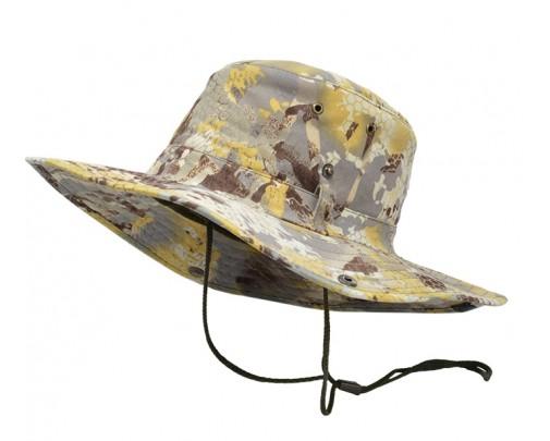 "ХСН - Шляпа широкополая ""Калан"" (Соты бело-желтые) - С6104-12 - Stalker PRO"