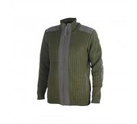 Куртка трикотажная (оливковая)