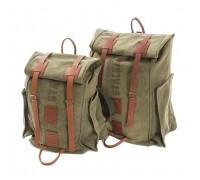 Рюкзак STALKER 20 брезентовый хаки (20 литров)