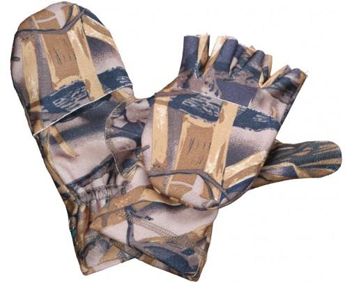 ХСН - Варежки-перчатки windblok (камыш) - 733-3 - Stalker PRO