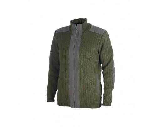 ХСН - Куртка трикотажная (оливковая) - 713-1 - Stalker PRO