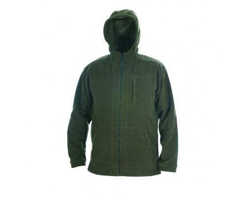 ХСН - Куртка с капюшоном флис (хаки) - 766-6 - Stalker PRO