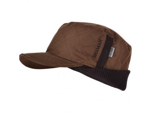 """ХСН - Шапка """"Canada Hat"""" (Brown) Коллекция """"Шаман"""" - s605-5 - Stalker PRO"""