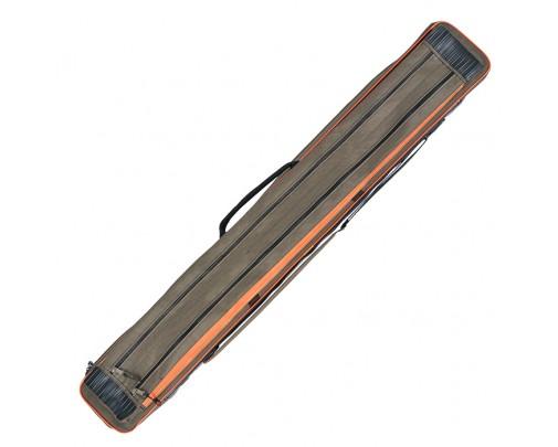 ХСН - Чехол-сумка для рыболовных снастей 5-секционный (125 см полужесткий) - 983 - Stalker PRO