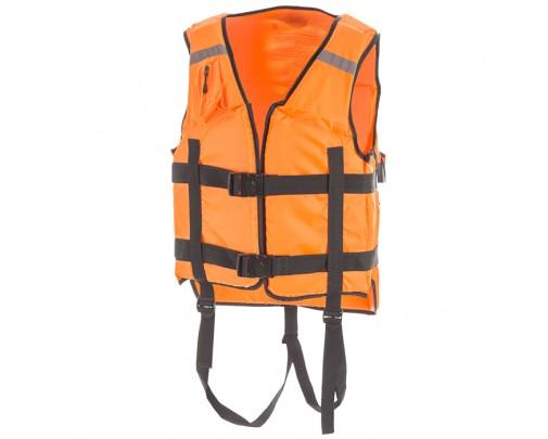 Жилет охотника спасательный (оранжевый)