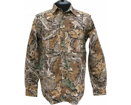 ХСН - Рубашка рыбака-охотника (дубок) - 965-1 - Stalker PRO