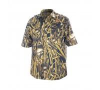 Рубашка с коротким рукавом (камыш)
