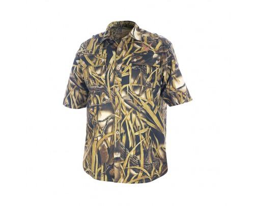ХСН - Рубашка с коротким рукавом (камыш) - 956-3 - Stalker PRO