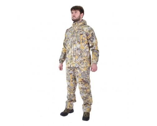 ХСН - Костюм мужской летний Кречет (соты бело-желтые) - С107-1 - Stalker PRO