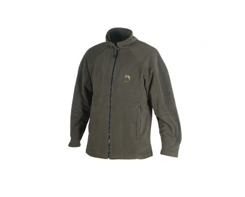 ХСН - Куртка флис (хаки) - 762-6 - Stalker PRO