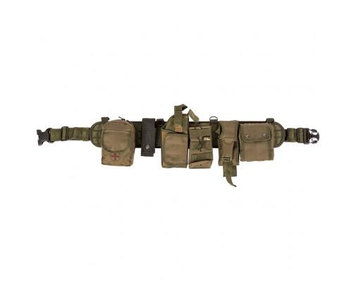 ХСН - Пояс тактический МОЛЛЕ 3-х рядный (в комплекте) - 627 - Stalker PRO