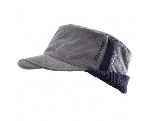 """ХСН - Шапка """"Finn Hat"""" (GRAY) Коллекция """"Шаман"""" - s606-5 - Stalker PRO"""