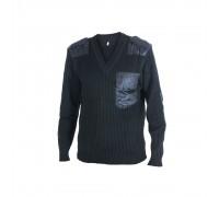 Пуловер (черный)