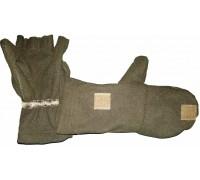 Варежки-перчатки windblok (хаки)