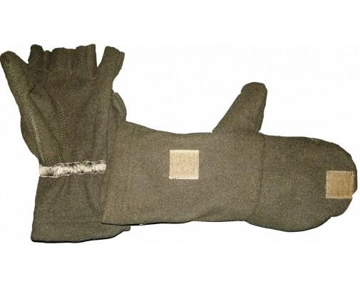 - Варежки-перчатки windblok (хаки) - 733-6 - Stalker PRO