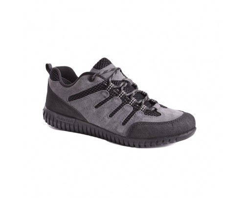 Ботинки Стрит лето (облегченные) серый ХСН 5004-2