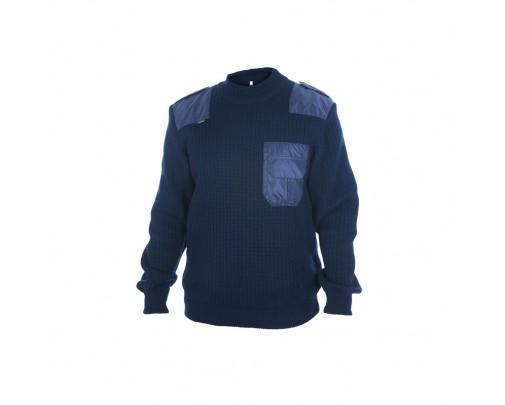 ХСН - Свитер МЧС (синий) - 702 - Stalker PRO