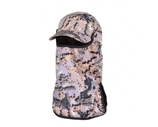 "ХСН - Бейсболка с маской ""Suede Hat +"" (Open Mountain) Коллекция ""Шаман"" - s604-3 - Stalker PRO"