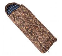 Спальный мешок с капюшоном (одеяло, комбинированный, 0,8-1,8 м)