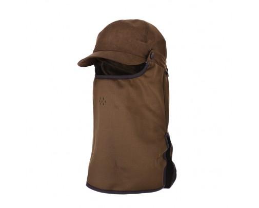 """ХСН - Бейсболка с маской """"Suede Hat +"""" (Brown) Коллекция """"Шаман"""" - s604-5 - Stalker PRO"""