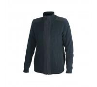 Куртка трикотажная (черная)