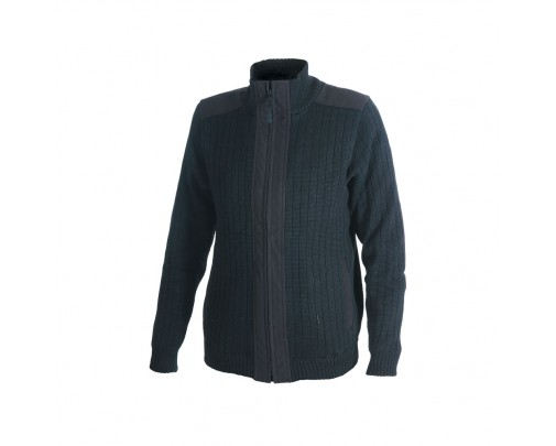 ХСН - Куртка трикотажная (черная) - 713 - Stalker PRO